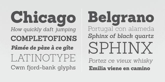 Fontspring/Latinotype